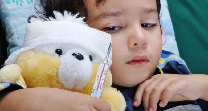 Чем лечить грипп у ребенка