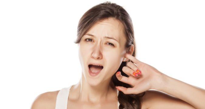 Что делать если заложило уши при простуде