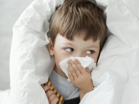 Что делать если простуда у ребенка