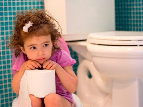 Что делать у ребенка температура и понос