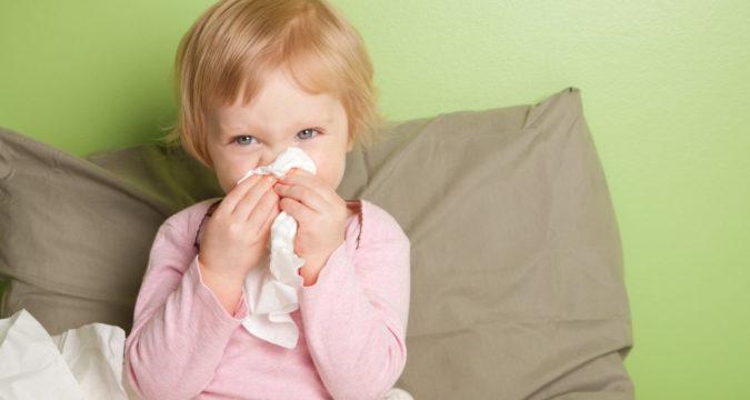 Что делать у ребенка симптомы простуды