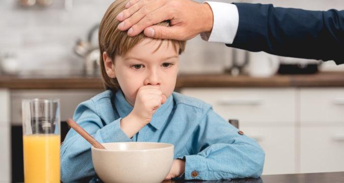 Как лечить кашель у ребенка 2 года