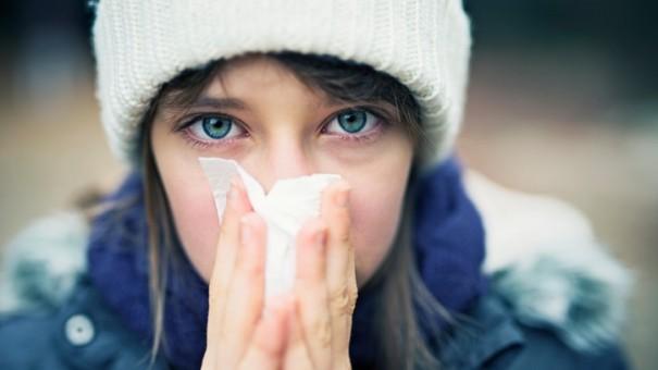 Аллергия на мороз чем мазать