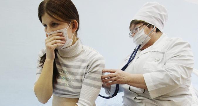 Как заболевают простудой