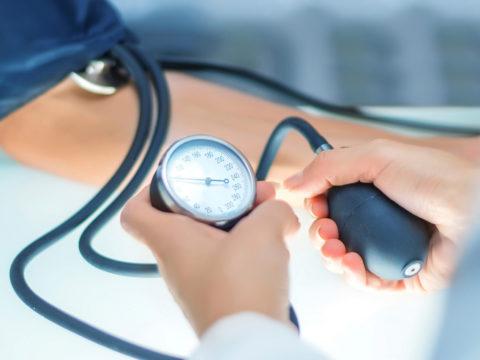 Повышенное артериальное давление лечение