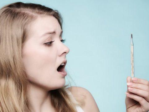 Причины температуры у женщин