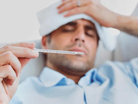 Причины температуры у мужчин