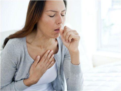 Как лечить кашель в горле