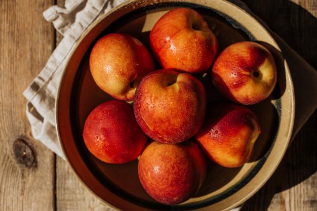 вымытые фрукты